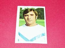 61 F. BURDINO AGEDUCATIFS PANINI FOOTBALL 1970-1971 GIRONDINS BORDEAUX LESCURE