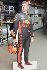 Cardboard Figurine Max Verstappen Red Bull Racing (height 179 cm) type 6 (AK)