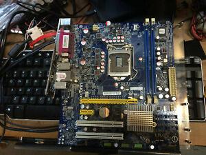 Foxconn H55MXV socket 1156 motherboard