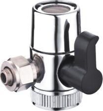 """Faucet Diverter Valve  - 3/8""""  Single Compression Nozzle"""
