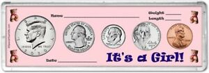 It's A Girl! Coin Gift Set, 2020