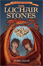 Red Dragon Chronicles: The Luchair Stones, New, Isabel Ogilvie Book