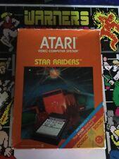 Atari 2600 Star Raiders New  Cib Retro Game  Boxed W/ Manual