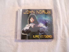 "John Norum ""Slipped into Tomorrow"" 2000 cd Mascot Records Europe Guitar  NEW"