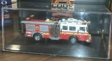 CODE 3 SEAGRAVE PUMPER - 12838 FDNY LADDER CO. 1 Limited Edition 1855 of 3,000
