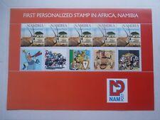 MOSAIK - Export  Ritter Runkel Briefmarken Afrika Namibia Selten, Variant