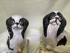 New ListingPair Of Basil Matthews Japanese Chin Figurines