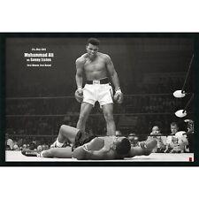 ALI-LISTON LANDSCAPE 24X36 POSTER BOXER LEDEND WALL ART DECOR UFC FIGHTING COOL!