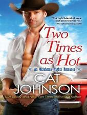 Two Times As Hot 2 by Cat Johnson (2014, MP3 CD, Unabridged)