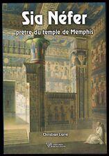 █ Christian Larré SIA NEFER Prêtre du temple de Memphis Diffusion Rosicrucienne