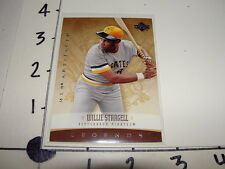 Willie Stargell / 2005 ARTIFACTS #199 Legends #/1999 - Pittsburgh Pirates 'POPS'