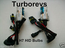 REPLACEMENT H7 8000K HID XENON CONVERSION KIT BULBS FOR VAUXHALL ASTRA VECTRA