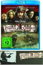 Bluray Fluch der Karibik Teil 3 Pirates of the Caribbean Am Ende der Welt Film N