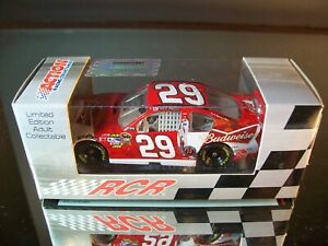 Kevin Harvick #29 Budweiser Bowtie Can 2011 Chevrolet Impala 1:64 Lionel