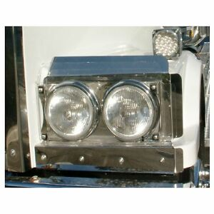"""S/S headlight backing """"Long Style). Suit Western star 4900. 2007 onwards"""