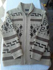 Vintage Pendleton The Big Lebowski The Dude Cardigan Sweater Size L