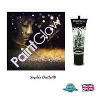 PaintGlow GLITTER FIX GEL Adhesive Glue Diamonds Face & Body Eye Shadow Paint