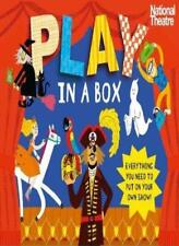 National Theatre: Play in a Box, Theatre, Skipp 9781406373622 Free Shipping.