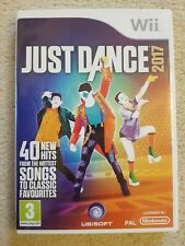 Just Dance 2017 Nintendo Wii Game