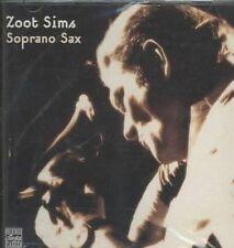 Zoot Sims Plays Soprano 0025218690225 CD