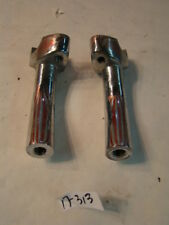 "handlebar risers 4"" pullback FXR Sportster Dyna Softail Harley FXDL FXD EPS17313"