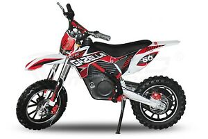 500W 24V Eco Gazelle Elektrobike Dirtbike Crossbike
