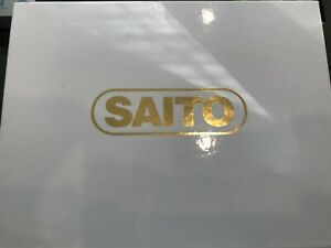 VINTAGE SAITO FA-65 Ringed 4-STROKE R/C MODEL AIRPLANE ENGINE