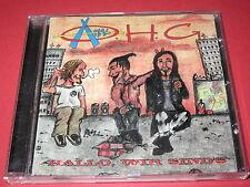 Anal O.H.G / Hallo wir sind's (Germany, EBR-001) No Barcode - CD