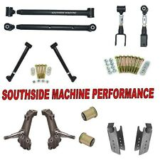 NEW!  SOUTHSIDE MACHINE PERFORMANCE 1968-1972 A BODY ULTIMATE HANDLING PACKAGE