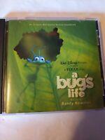 A Bug's Life [Remaster] by Randy Newman (CD, Jan-2001, Walt Disney)