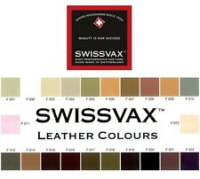 SWIZÖL SWISSVAX (29,33€/100ml) Leather Healer Ledertönung 46 Farbtöne, 150 ml