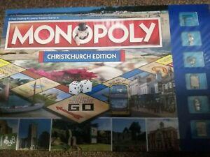 Christchurch Monopoly - Brand New England UK SEALED