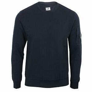 CP Company Kids Boys Crew Neck Lens Sweatshirt Sweater T