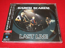 HAREM SCAREM - Last Live In Japan [IMPORT] - JAPAN CD