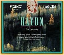 Haydn: The Seasons 1992 by Haydn; Gonnenwein; Orchestra of the Ludwigsburger Sch