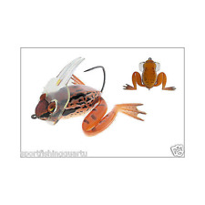 ARTIFICIALE RIVER2SEA DAHLBERG DIVING FROG60 28g COL02 PIU SET ZAMPE RICAMBIO