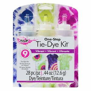 Tulip One-Step Tie-Dye Kit Med Vibrant