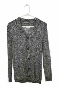 Old Navy Boys Sweaters Cardigans L Black Cotton
