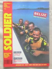 SOLDIER - 5 SEPT 1994 - BELIZE DRAWDOWN - OP GRAPPLE