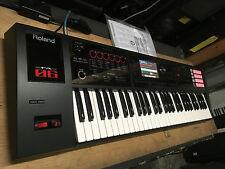 Roland FA-06 61-key Keyboard Workstation , MINT , USB /box  //ARMENS//.