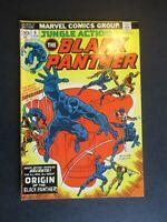 Jungle Action 8  Origin Black Panther