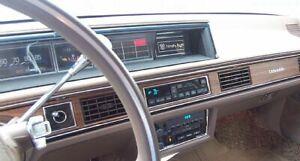 Oldsmobile Ninety Eight, Eight Eight: 1985 1986 1987 1988, Speedometer - Cluster