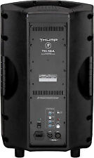 All Mackie Thump 12a Powered Speaker 12'' 12 Inch Active 1300w W/ 2ch Mixer