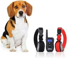 Sport Dog Shock Collar Dog Training Collars.Waterproof Remote 2 Collar