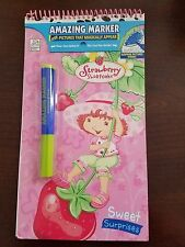 Strawberry Shortcake Sweet Surprises Activity Book Coloring Puzzles Mazes Games