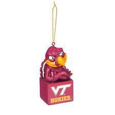 Team Sports America Virginia Tech Team Mascot Ornament