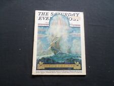 1930 OCTOBER 11 THE SATURDAY EVENING POST MAGAZINE - COLUMBUS DAY ISSUE -SP 1392