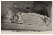 CPA 77 - JOUARRE (Seine et Marne) - Princesse d'Ecosse, religieuse à Jouarre