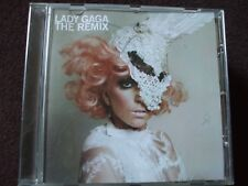 Lady Ga Ga - The Remix CD.Just Dance,Poker Face,Disc Is In Excellent Condition.