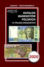Catalog of Polish Banknotes / Katalog Banknotow Polskich 2020 - Parchimowicz